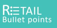 Retail Bullet Points